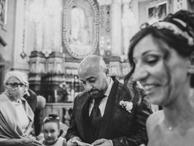 Il matrimonio di Alberto e Carolina a Barbania, Torino 52