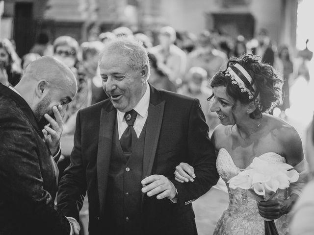 Il matrimonio di Alberto e Carolina a Barbania, Torino 53