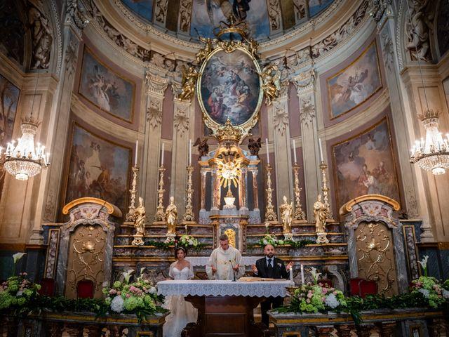 Il matrimonio di Alberto e Carolina a Barbania, Torino 56