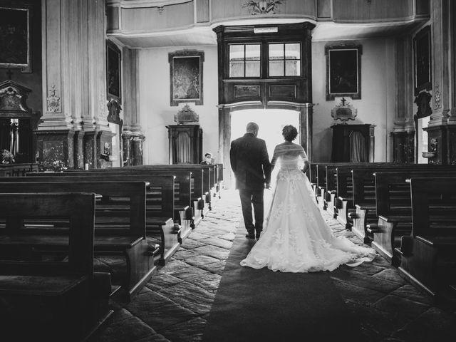 Il matrimonio di Alberto e Carolina a Barbania, Torino 59