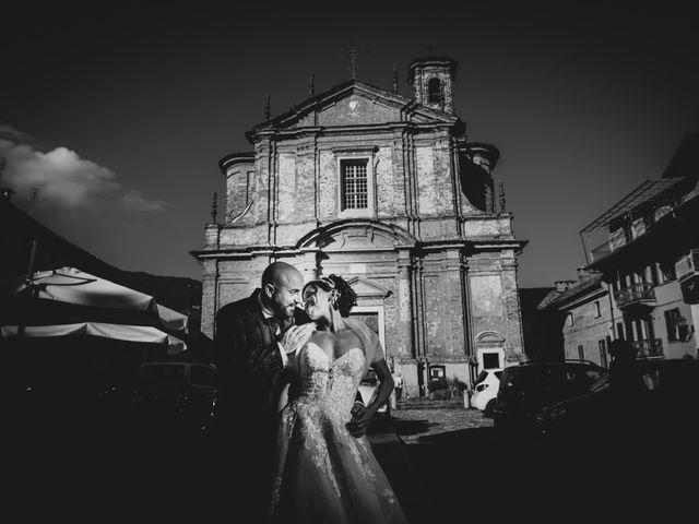 Il matrimonio di Alberto e Carolina a Barbania, Torino 62