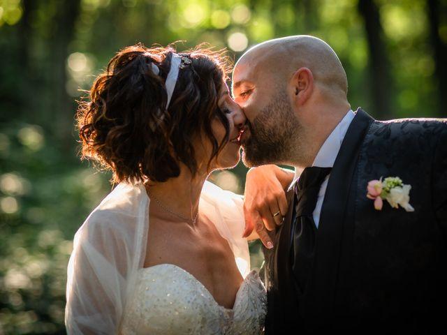 Il matrimonio di Alberto e Carolina a Barbania, Torino 64