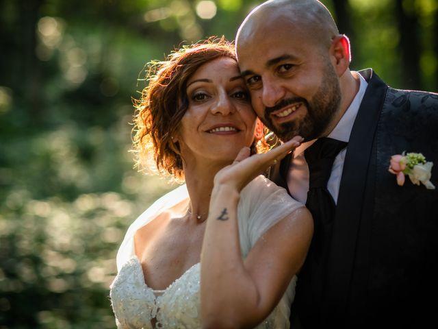 Il matrimonio di Alberto e Carolina a Barbania, Torino 65