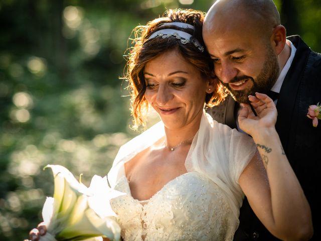 Il matrimonio di Alberto e Carolina a Barbania, Torino 66