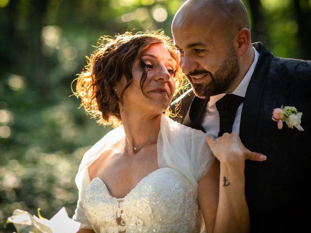 Il matrimonio di Alberto e Carolina a Barbania, Torino 68