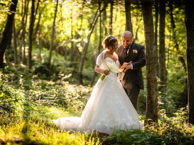 Il matrimonio di Alberto e Carolina a Barbania, Torino 72