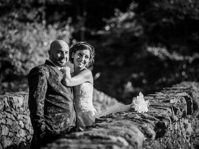 Il matrimonio di Alberto e Carolina a Barbania, Torino 76