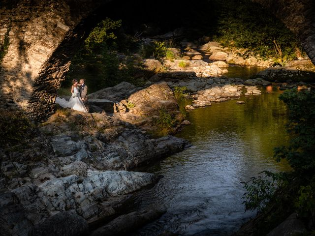 Le nozze di Carolina e Alberto