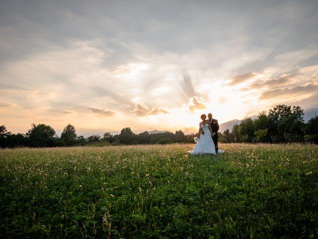 Il matrimonio di Alberto e Carolina a Barbania, Torino 80