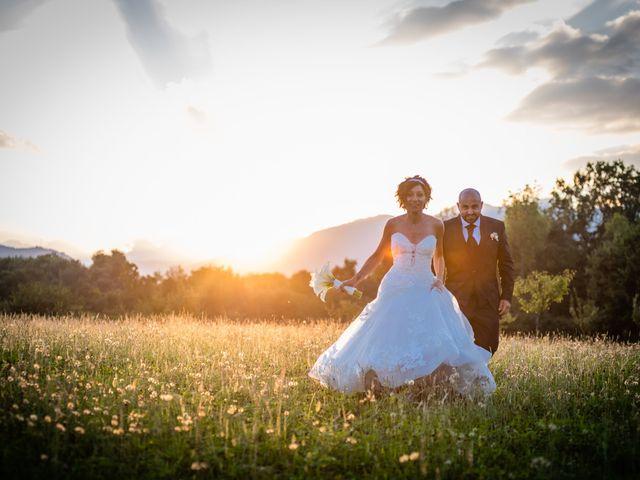 Il matrimonio di Alberto e Carolina a Barbania, Torino 81