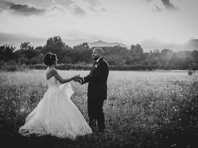 Il matrimonio di Alberto e Carolina a Barbania, Torino 86