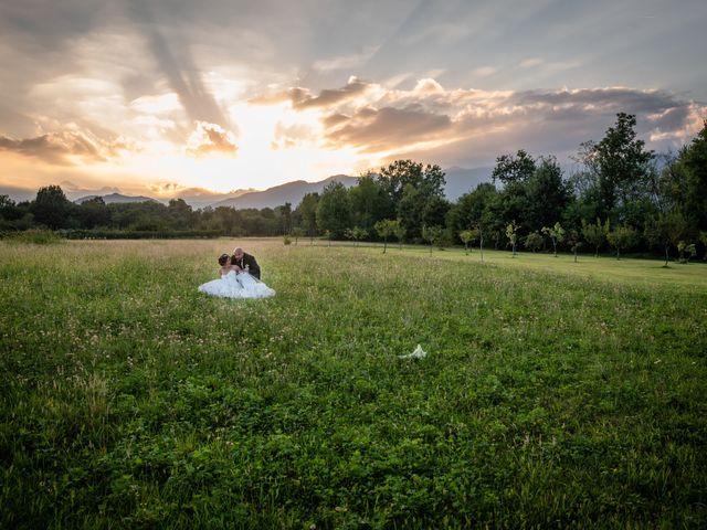 Il matrimonio di Alberto e Carolina a Barbania, Torino 91