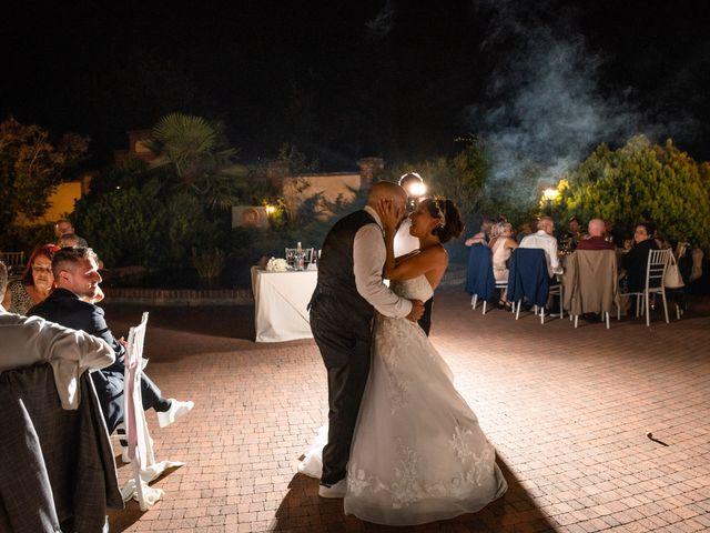Il matrimonio di Alberto e Carolina a Barbania, Torino 103