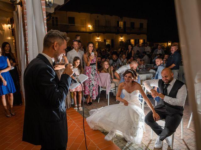 Il matrimonio di Alberto e Carolina a Barbania, Torino 107