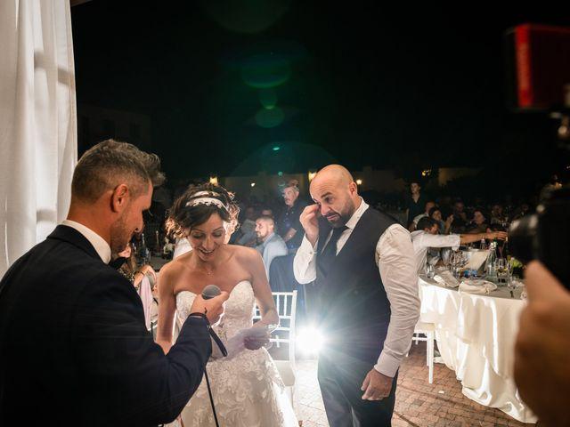 Il matrimonio di Alberto e Carolina a Barbania, Torino 109