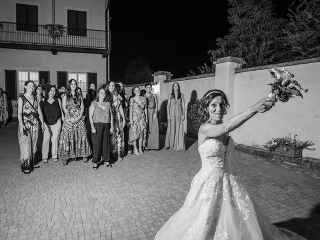 Il matrimonio di Alberto e Carolina a Barbania, Torino 113