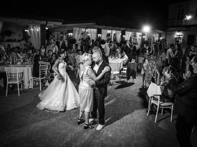 Il matrimonio di Alberto e Carolina a Barbania, Torino 115