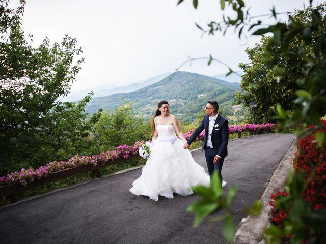 Il matrimonio di Beatrice e Mauro a Villongo, Bergamo 26