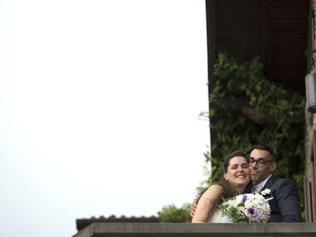 Il matrimonio di Beatrice e Mauro a Villongo, Bergamo 47