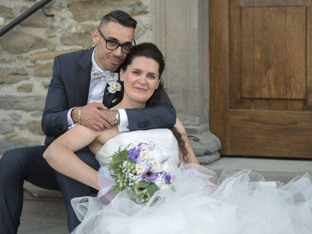 Il matrimonio di Beatrice e Mauro a Villongo, Bergamo 50