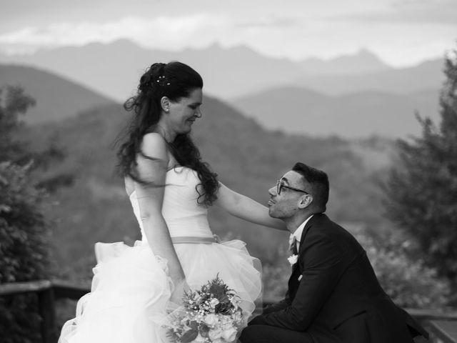 Il matrimonio di Beatrice e Mauro a Villongo, Bergamo 51