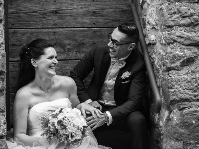 Il matrimonio di Beatrice e Mauro a Villongo, Bergamo 55