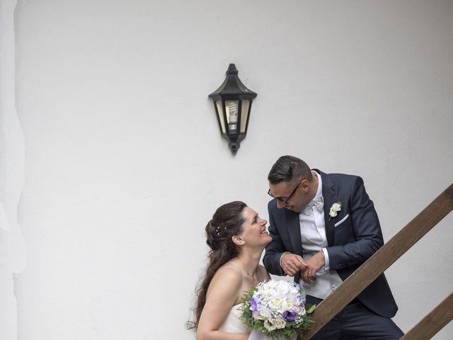 Il matrimonio di Beatrice e Mauro a Villongo, Bergamo 57