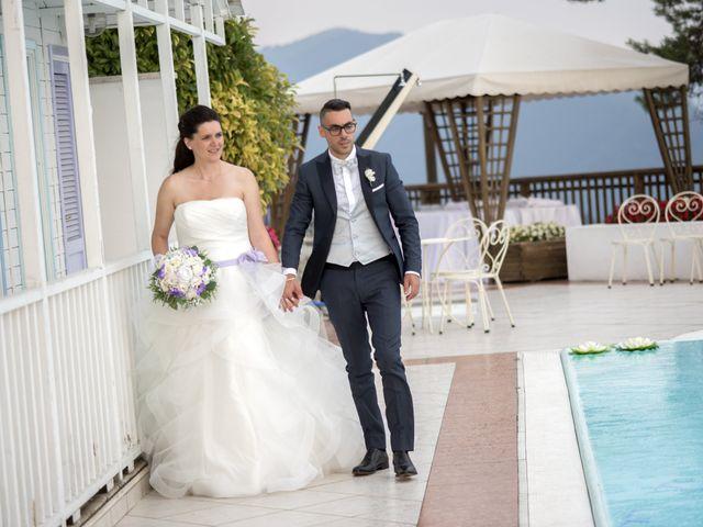 Il matrimonio di Beatrice e Mauro a Villongo, Bergamo 75