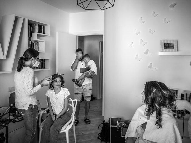 Il matrimonio di Giada e Cristiano a Macerata, Macerata 7