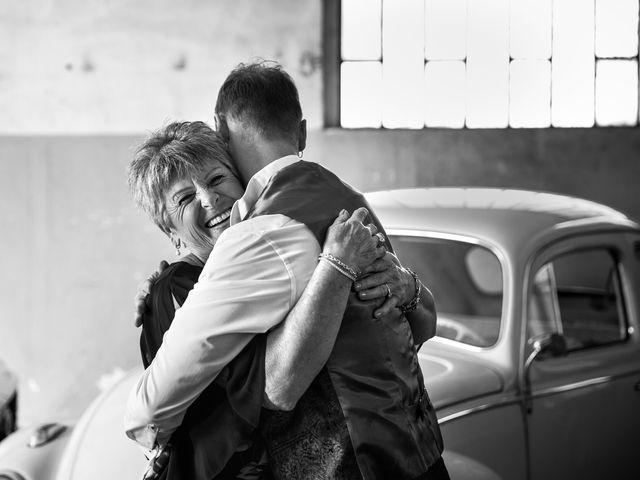 Il matrimonio di Giada e Cristiano a Macerata, Macerata 12