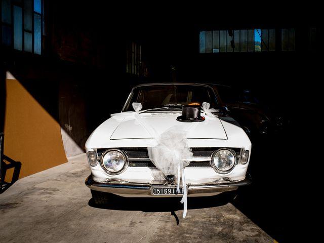 Il matrimonio di Giada e Cristiano a Macerata, Macerata 14