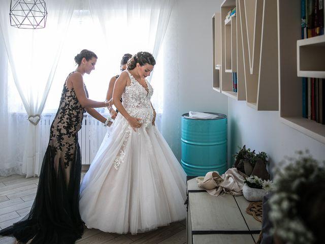 Il matrimonio di Giada e Cristiano a Macerata, Macerata 18