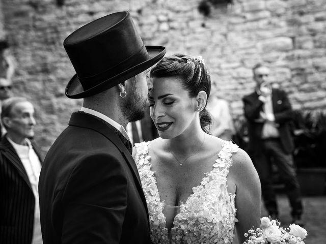 Il matrimonio di Giada e Cristiano a Macerata, Macerata 21