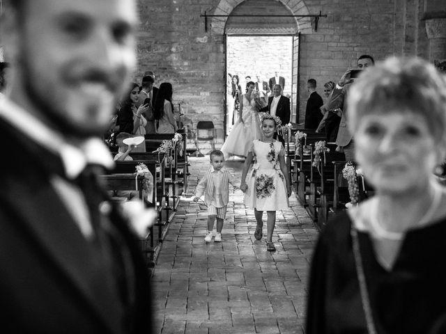 Il matrimonio di Giada e Cristiano a Macerata, Macerata 22