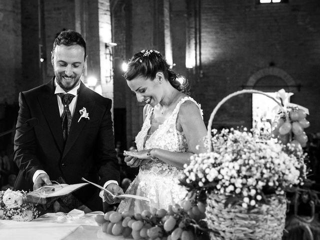 Il matrimonio di Giada e Cristiano a Macerata, Macerata 25