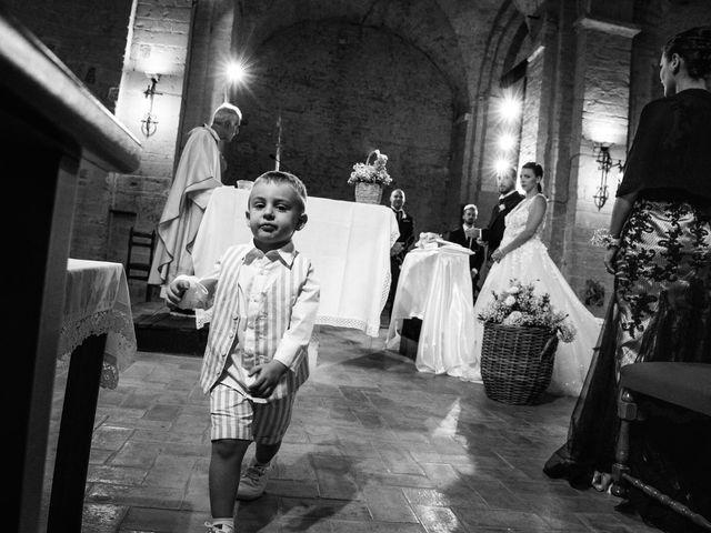 Il matrimonio di Giada e Cristiano a Macerata, Macerata 26