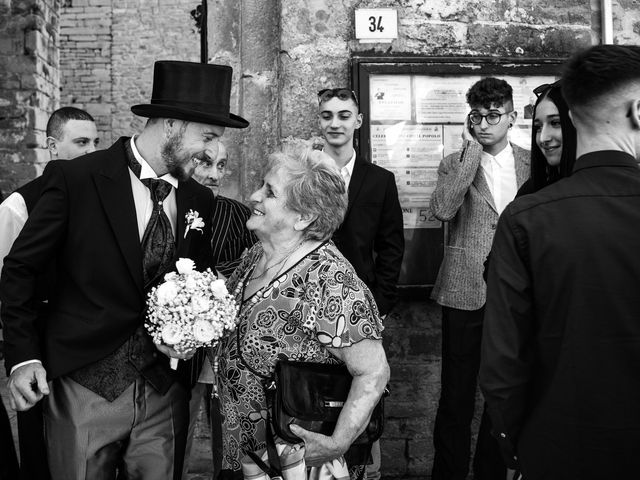 Il matrimonio di Giada e Cristiano a Macerata, Macerata 30