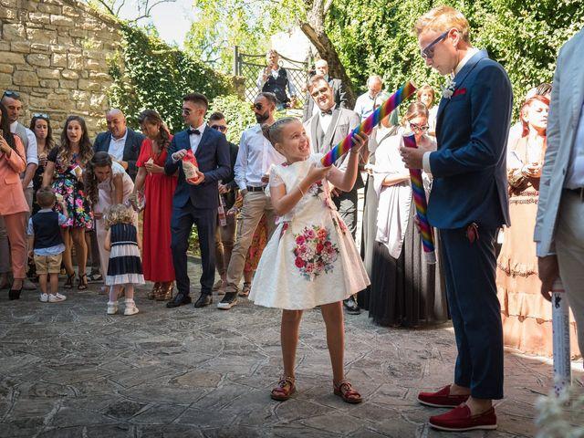 Il matrimonio di Giada e Cristiano a Macerata, Macerata 31