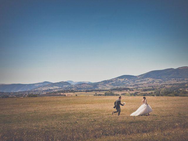Il matrimonio di Giada e Cristiano a Macerata, Macerata 35