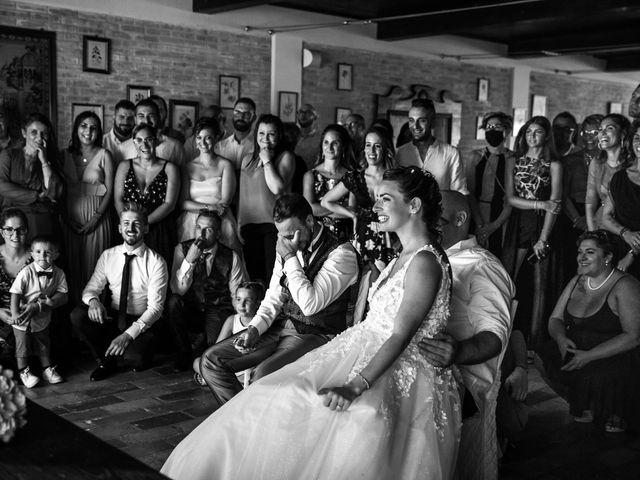 Il matrimonio di Giada e Cristiano a Macerata, Macerata 44
