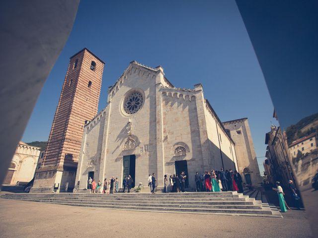 Il matrimonio di Stefano e Sara a Pietrasanta, Lucca 20