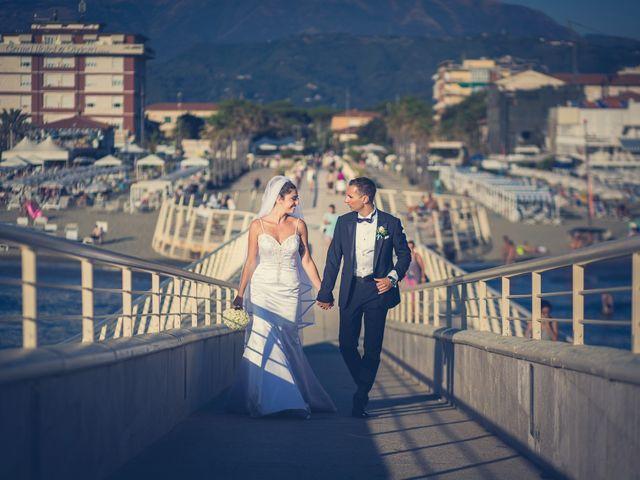 Il matrimonio di Stefano e Sara a Pietrasanta, Lucca 34