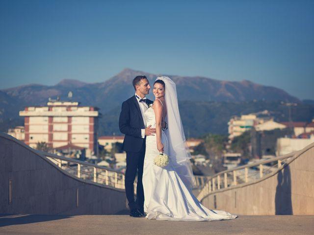 Il matrimonio di Stefano e Sara a Pietrasanta, Lucca 2