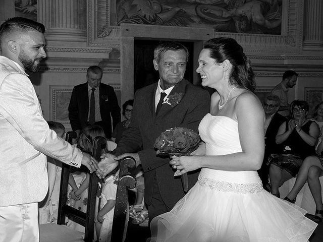 Il matrimonio di Stefano e Cristina a Lugo di Vicenza, Vicenza 15