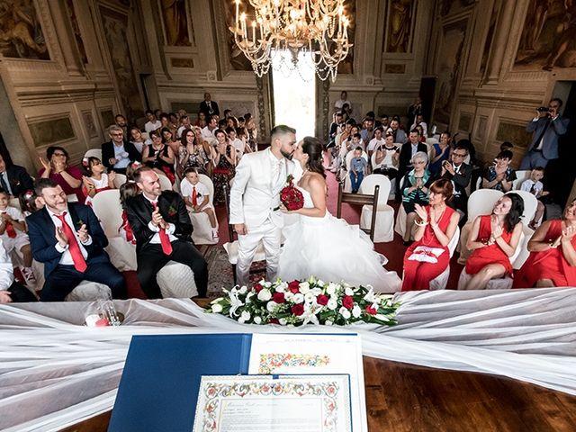 Il matrimonio di Stefano e Cristina a Lugo di Vicenza, Vicenza 16
