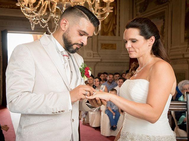 Il matrimonio di Stefano e Cristina a Lugo di Vicenza, Vicenza 17