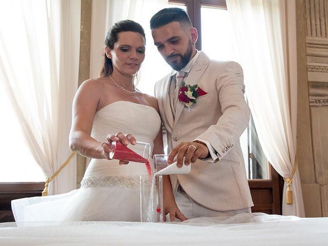 Il matrimonio di Stefano e Cristina a Lugo di Vicenza, Vicenza 20
