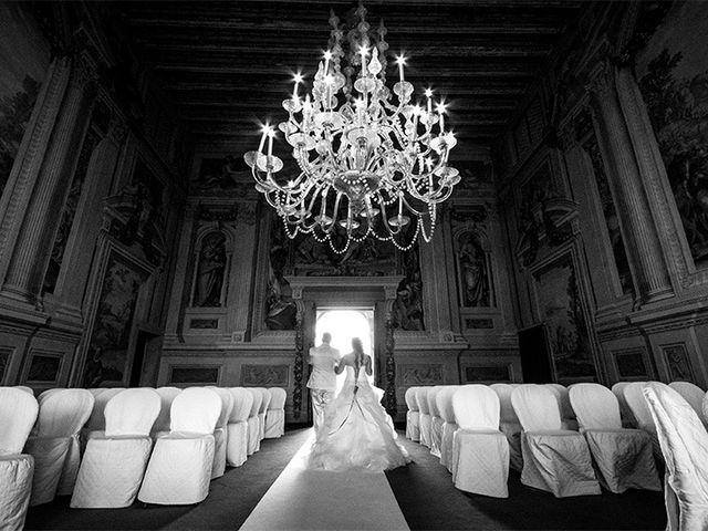 Il matrimonio di Stefano e Cristina a Lugo di Vicenza, Vicenza 1