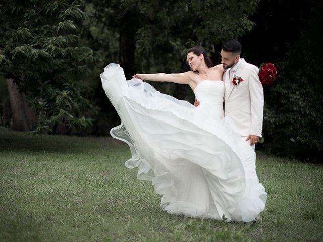 Il matrimonio di Stefano e Cristina a Lugo di Vicenza, Vicenza 24
