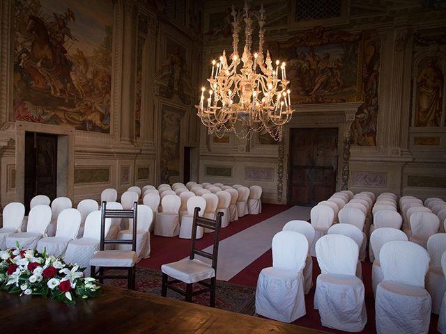 Il matrimonio di Stefano e Cristina a Lugo di Vicenza, Vicenza 14